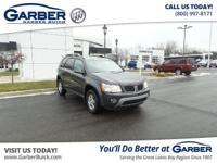 2008 Pontiac Torrent Base! Featuring a 3.4L V6 and only