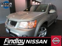 Check out this 2008 Pontiac Torrent GXP. Its Automatic
