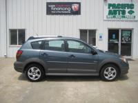 1 owner Pontiac Vibe with only 52000 miles!! This