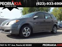 This is a 2008 Pontiac Vibe. This vehicle is PRICED TO