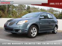 2008 Pontiac Vibe Hatchback, *** FLORIDA OWNED VEHICLE