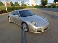 This 2008 Porsche 911 2dr 2dr Coupe Carrera FOUR Coupe