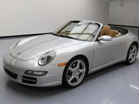 This awesome 2008 Porsche 911 comes loaded with the
