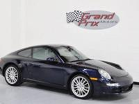 Gorgeous 2008 Porsche 911 Carrera 6-Speed Manual. Low