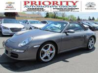 This 2008 Porsche 911 in MIDDLETOWN, RHODE ISLAND gives