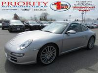 This 2008 Porsche 911 in MIDDLETOWN, RHODE ISLAND
