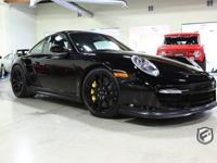 Clean 2008 Porsche 911 Turbo. Low mileage! Triple black