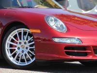 Options:  2008 Porsche 911 Targa 4S|Priced Below Kbb