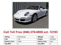 2008 Porsche Boxster Black Base 2dr Rear-wheel Drive