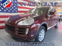 Options:  2008 Porsche Cayenne Base Luxury Savings!!Our