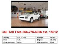 2008 Porsche Cayenne S 4dr All-wheel Drive SUV 4 Doors