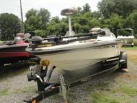 des::2008 Procraft 186 Dual Console with 2008 Mercury
