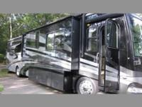 2008 Fleetwood Providence Luxury Motor Train,