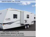 2008 R-VISION 25S RT, Call for mileageAddress: 5th