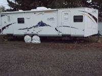 2008 R Vision Trail Bay Travel Trailer 2008 Pull Behind