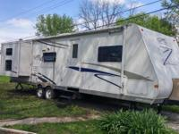 2008 R Vision Trail Lite Trail Cruiser Travel Trailer.