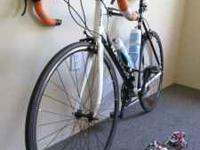 I am selling my 2008 Raleigh Grand Sport Road Bike with