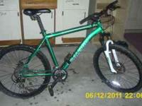 2008 Raleigh Mojave 4.0 Mountain Bike for sale. See