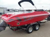 This is a brand name new 2008 Reinell 240 LS. This