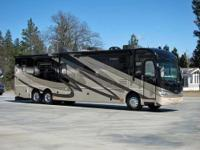 This is a beautiful recreational vehicle. It is the LE