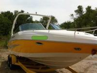- Stock #78186 - 2008 RINKER 262 CUDDY FOR SALE!!! The