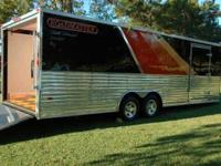2008 Roadmaster R Sport Deluxe Roadmaster trailers is a