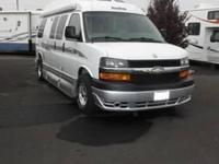 2008 Roadtrek 190. Previously owned Certified Utilized