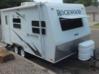 21' Rockwood Mini Lite Travel Trailer Lots of
