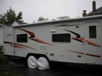 RW300 RWagon by R Vision 32 ft aluminum construction