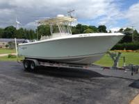 2008 SAILFISH 2660CC For Sale in Garden, Michigan