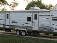 This is our 2008 Salem by Forest River 29 foot travel
