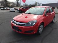 This 2008 Saturn Astra is a compact car offered as a
