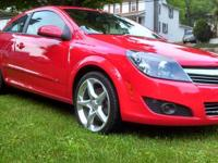 This is a 2008 Saturn Astra (Opel Astra) XR. Very COOL
