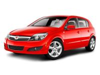 2008 Saturn Astra XR in Silver Metallic. CARFAX