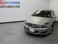 2008 Saturn AstraClean CARFAX. Odometer is 29708 miles
