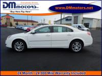 Exterior Color: cream white, Body: 4 Dr Sedan, Engine: