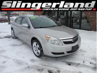 Options:  2008 Saturn Aura Xe|Recent Arrival! Odometer