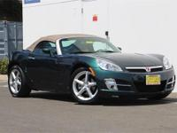 Only 46,407 Miles!!! 2008 Saturn Sky!!! 5-Speed Manual