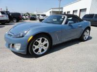 The 2008 Saturn Sky is a willing driving companion.