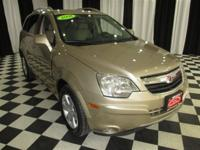 This 2008 Saturn Vue 4dr AWD 4dr V6 XR SUV features a