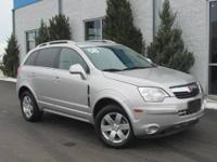 CARFAX 1-Owner, Superb Condition. Silver Pearl exterior