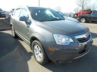 You can expect a lot from the 2008 Saturn VUE! Very