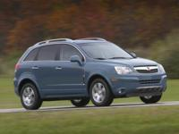 Recent Arrival! Deep Blue 2008 Saturn VUE XE FWD