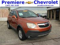 Options:  2008 Saturn Vue Xe Ong/ V4 2.4L Automatic 0