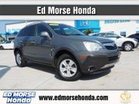 This outstanding example of a 2008 Saturn VUE XE is