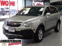 2008+Saturn+VUE+XE+In+Silver+Pearl+*+CLEAN+VEHICLE+HIST