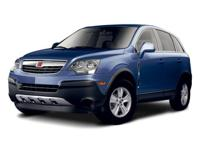 BLUE 2008 Saturn VUE XR FWD 6-Speed Automatic 3.6L V6