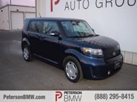 Presenting our 2008 Scion xB in Nautical Blue Metallic!