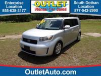 This outstanding example of a 2008 Scion xB is offered