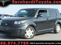 We are happy to offer you this 2008 Scion xB which was
